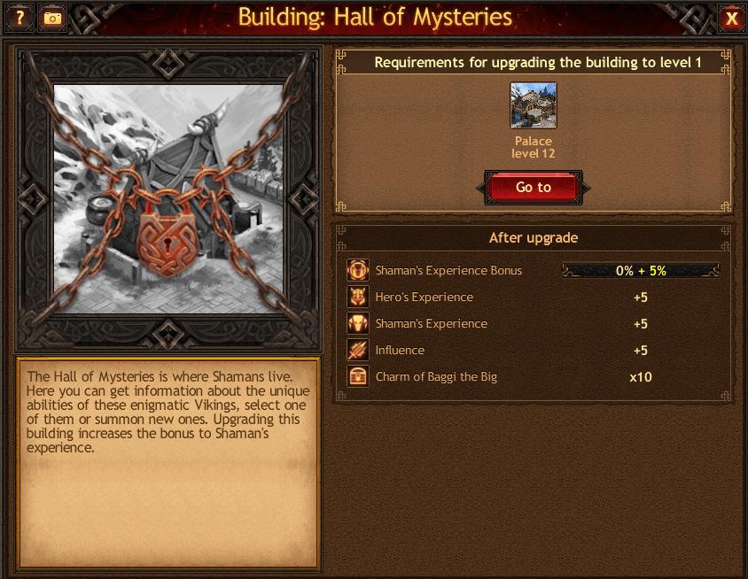 Hall of Mysteries