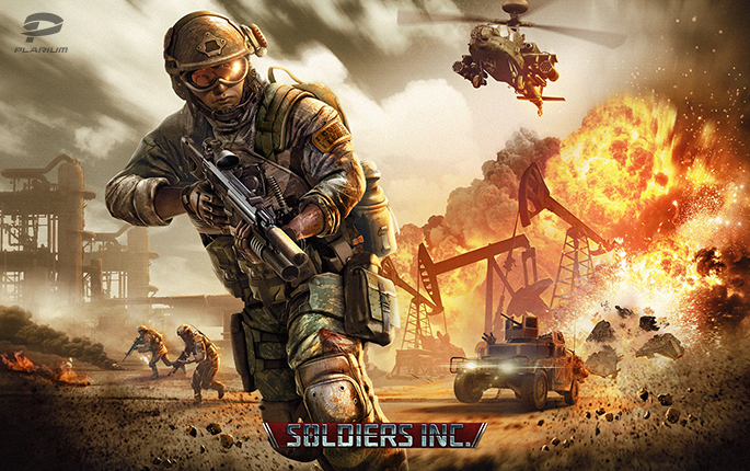 Soldiers Inc.