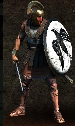 Defensive units sparta