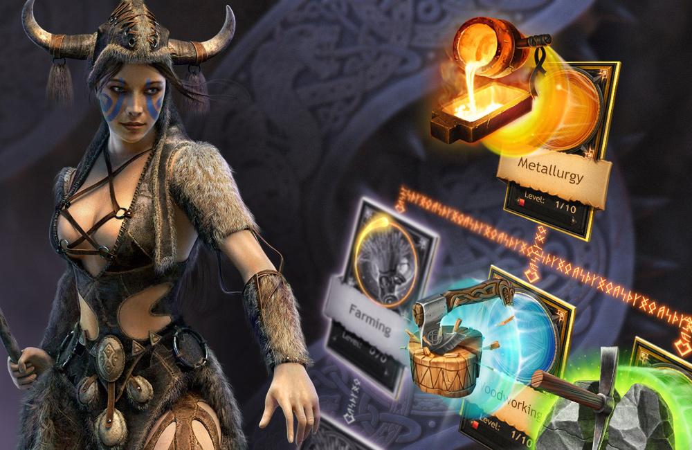 Vikings: War of Clans | Mobile Games | company.plarium.com