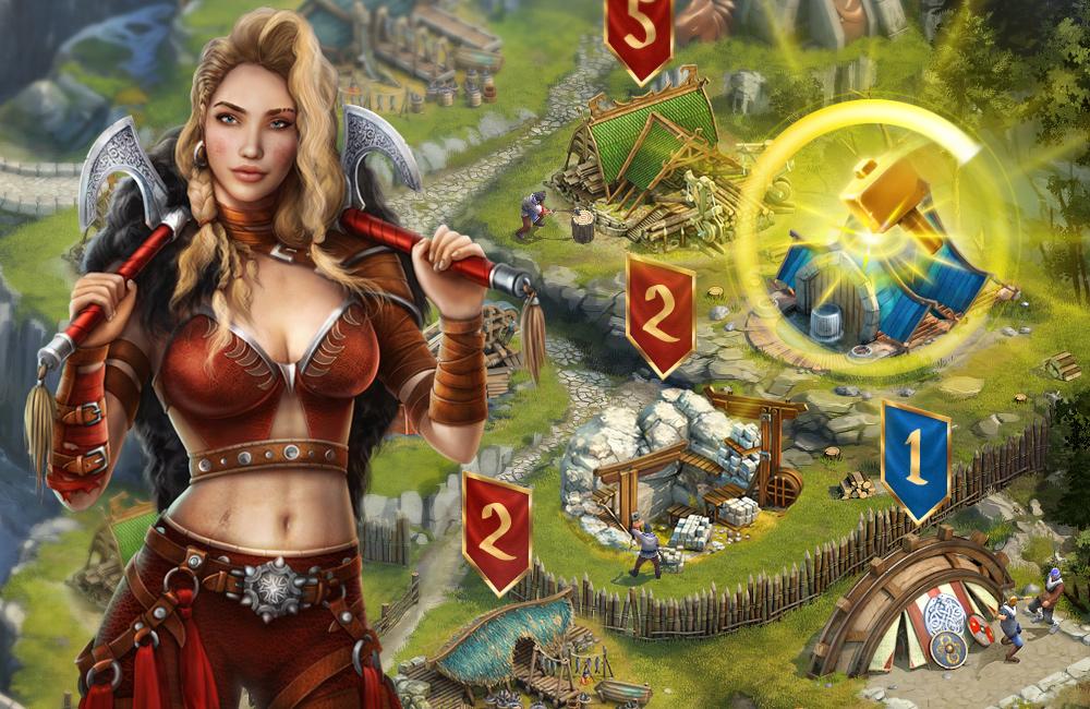 Скачать игру vikings war of clans через торрент