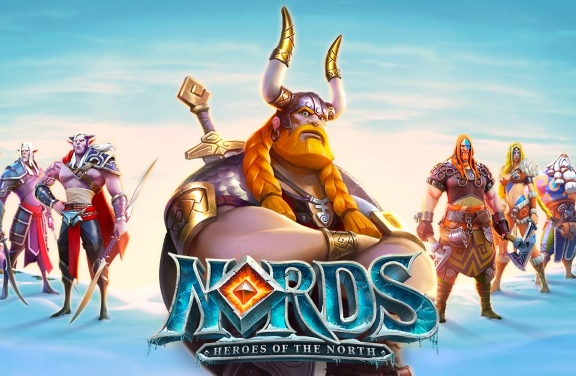 Nords: Heroes of the North Placed In Facebook's list of the Best Web Games of 2015!