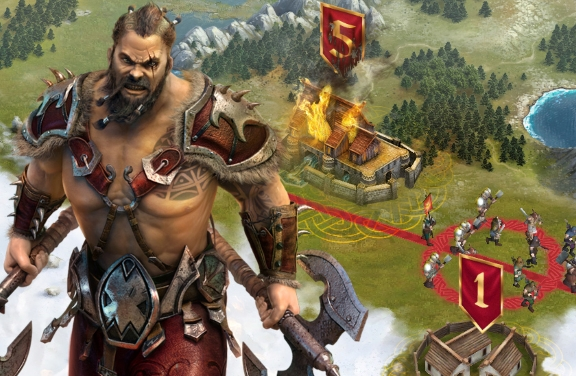 Vikings: War of Clans announced as one of the top 10 highest grossing games of the year!
