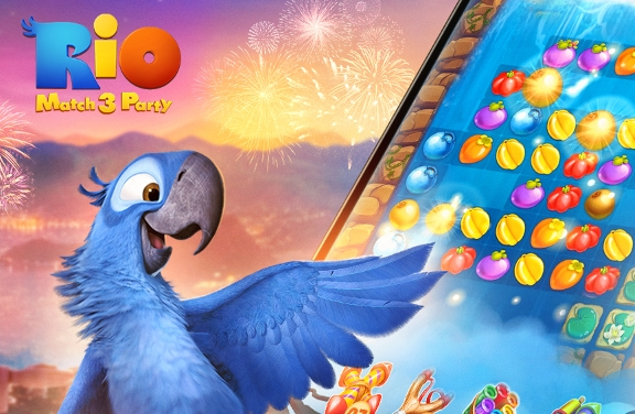 Plarium partners with Twentieth Century Fox to bring acclaimed Rio™ franchise to mobile gaming
