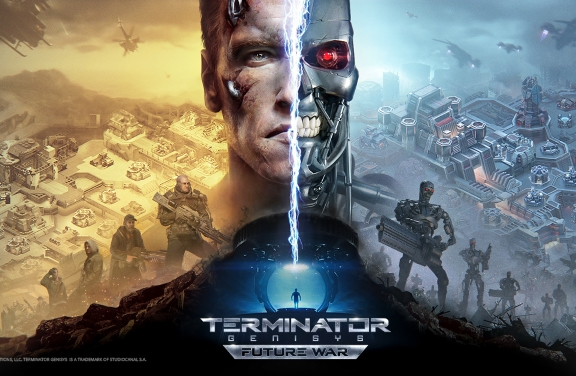 "Plarium Global launches ""Terminator Genisys: Future War"" on mobile devices"