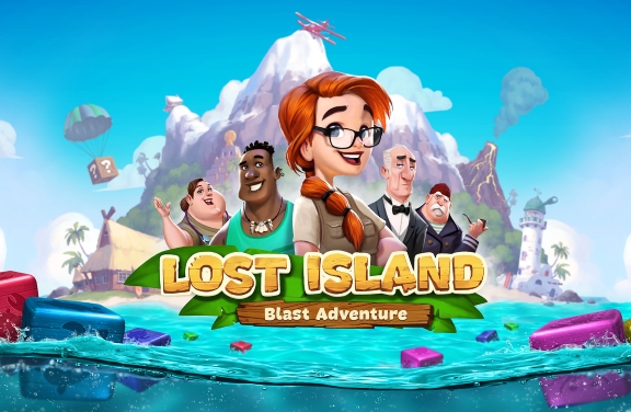 Plarium launches the first story-driven blast game 'Lost Island: Blast Adventure' on iOs and Android