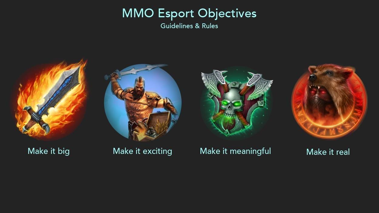 Make MMO's big