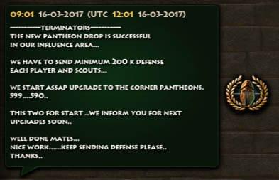 New Pans Upgrades Begin 2