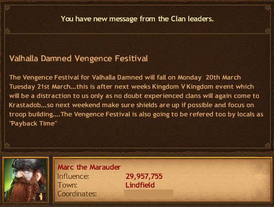 Valhalla Damned Plots Revenge