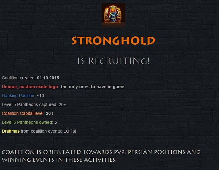 StrongHold Recruiting