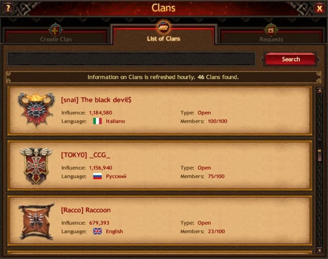 Vikings New Realm Clans 3