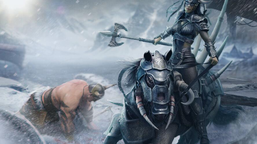 Femmes guerriers