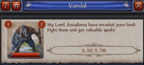 Vandal Assailant