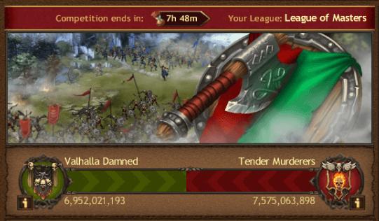 Tender Murders vs Valhalla Damned