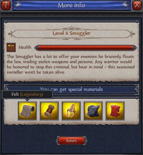 Smuggler lvl 6