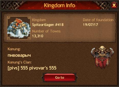 Spitzortlagen Kingdom