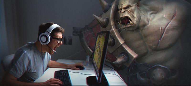 Les trolls sont les rois du comportament toxique dans ls jeux