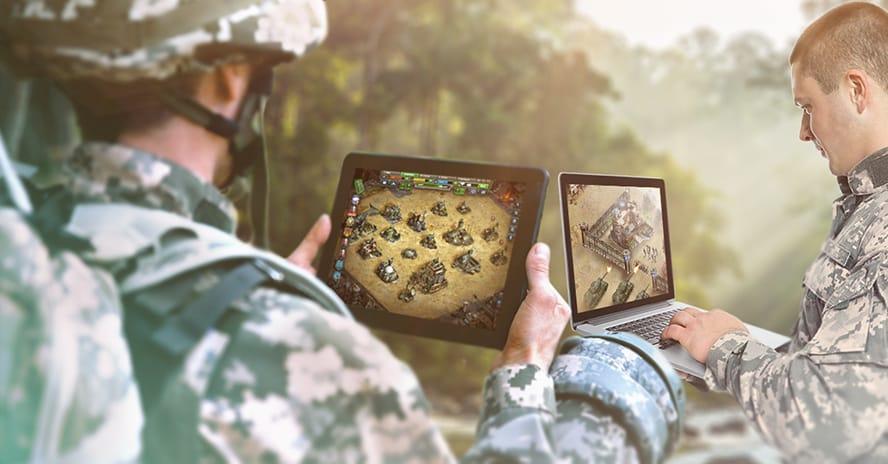 играть в стратегии
