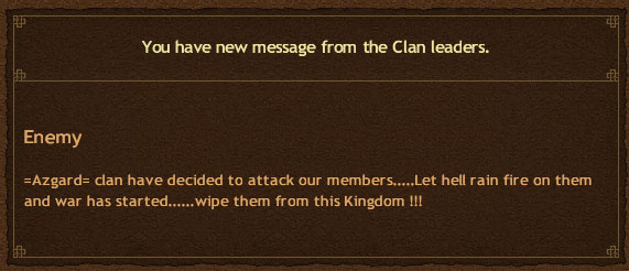 Clans Go To War 2
