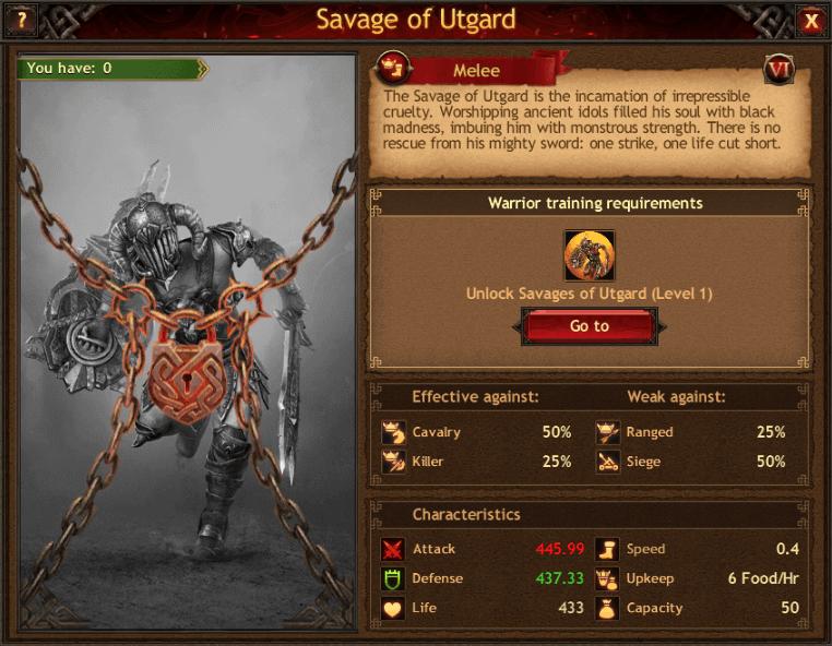 Savage Utgar