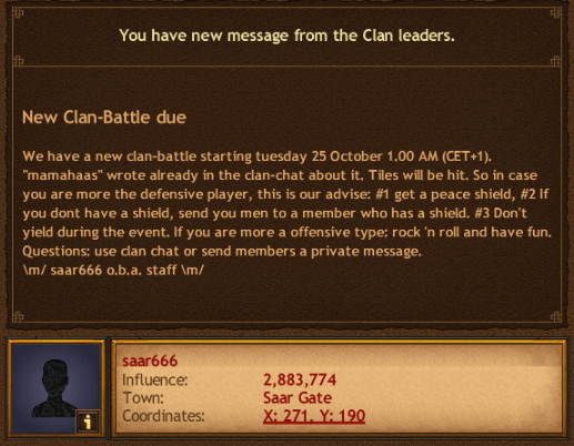 Clan Battle