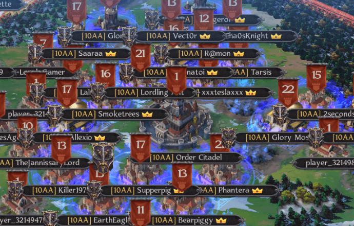 Power of Ten Citadel
