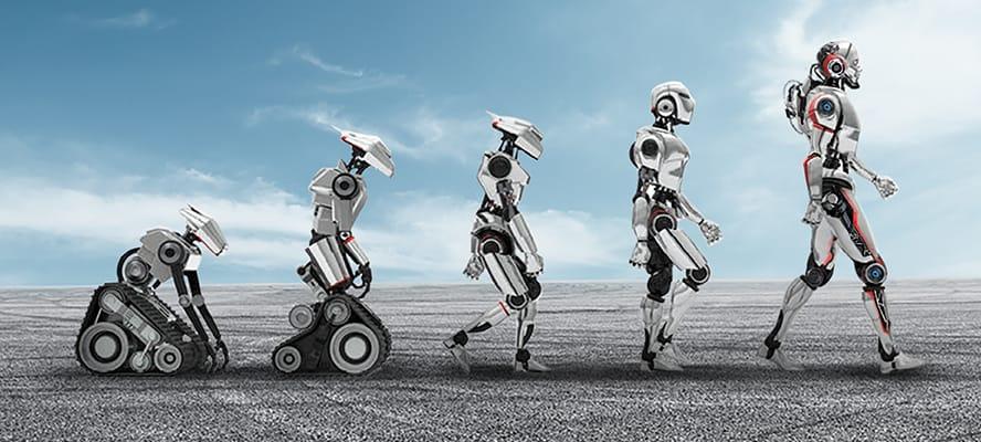 Évolution de l'IA
