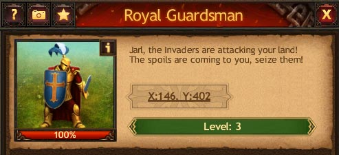 Royal Guard Invader