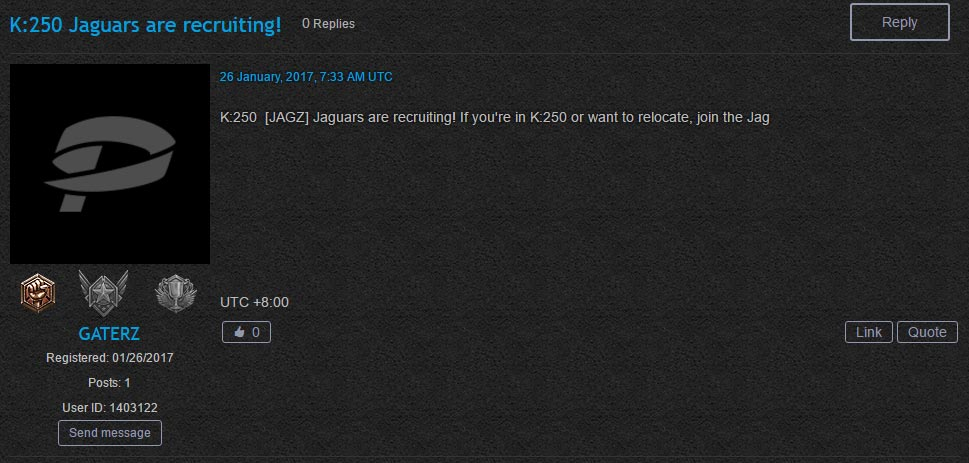Jaguars Recruiting