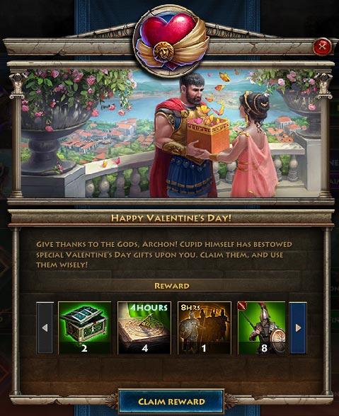 Valentines Day bonus