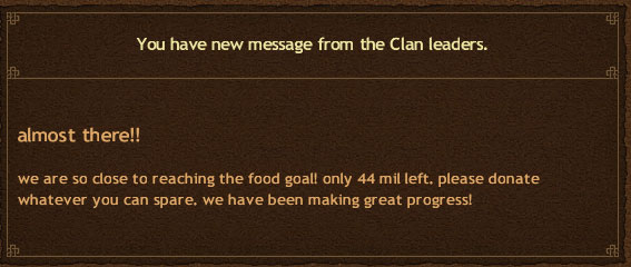 Clan Stronghold Working On It 2