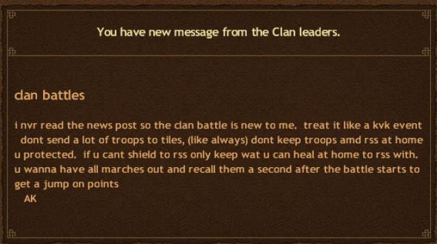 Clan Battles