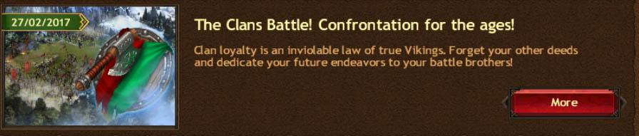 Clan Battles Erupt