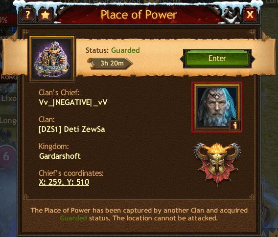 Place of Power Gardarshoft
