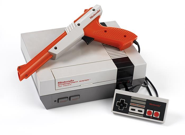 Nintendo Entertainment System, the NES