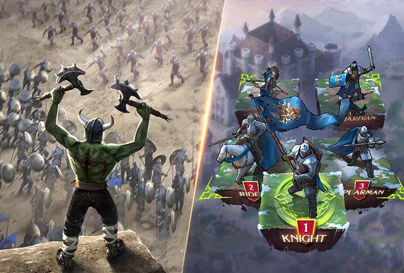 RTS vs TBS: What Are They and How Are They Different? - Plarium