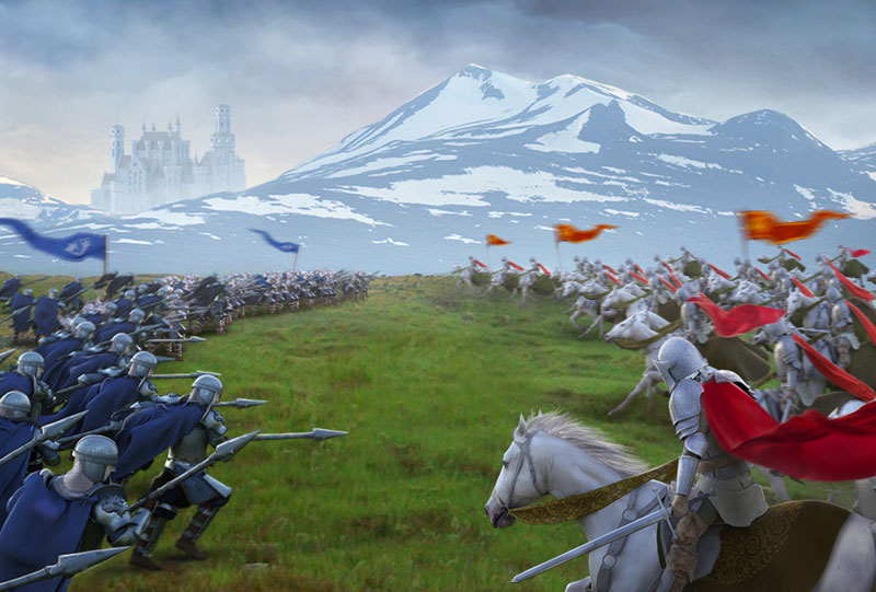 Juego RTS (Real-Time Strategy) vs. juegos TBS (Turn-Based Strategy)