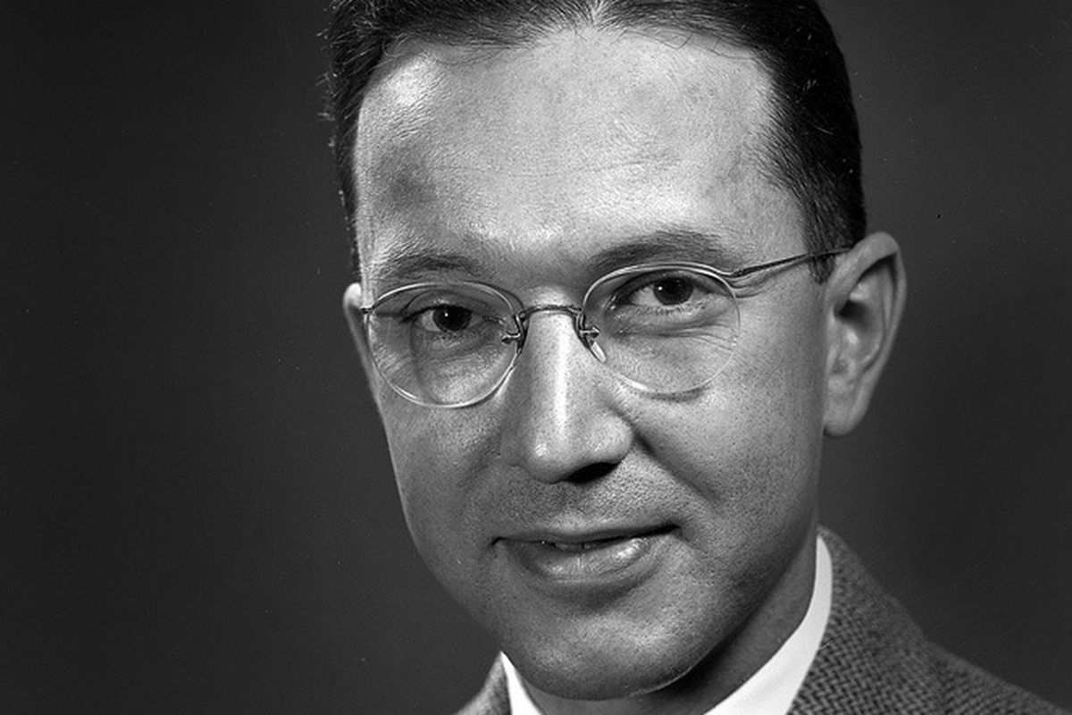 William Higinbotham, the inventor of the first video game