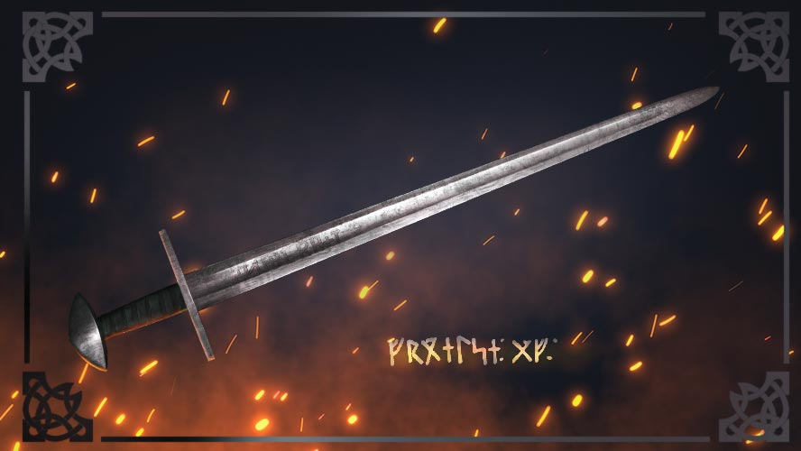 Ulfberht, the Viking Sword