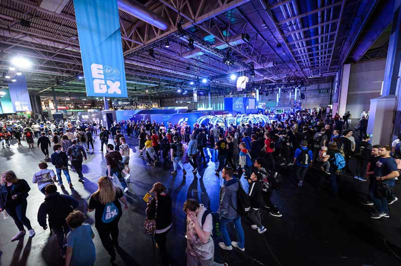 EGX is another one of the top conventions on our list