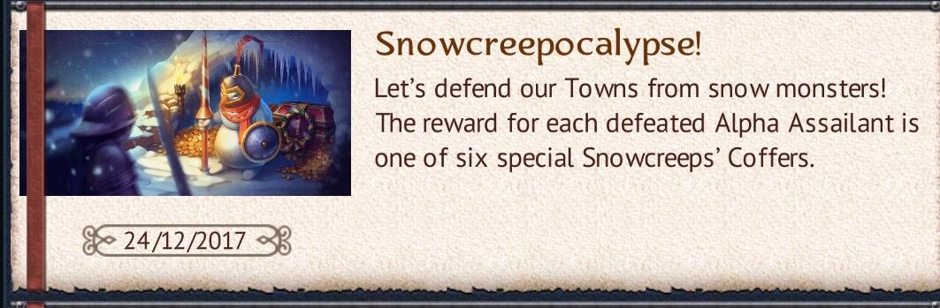 Snowcreeps Coffer