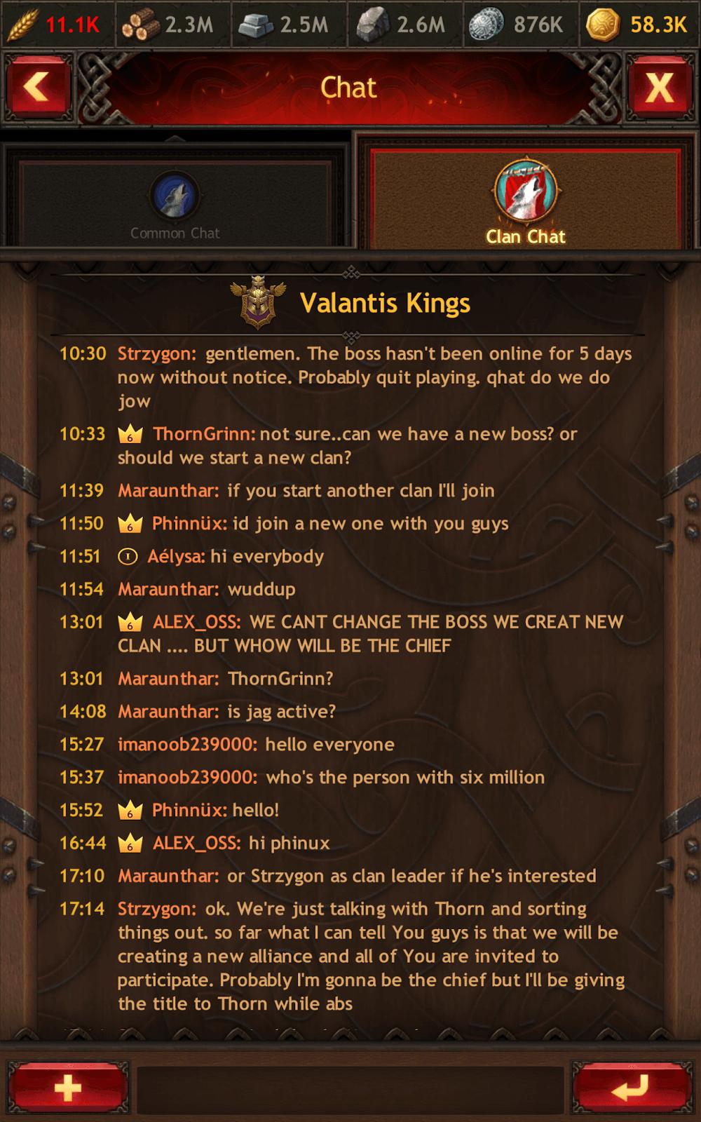 Valantis Kings Disbanding