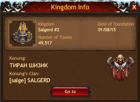 Kingdom Salgerd