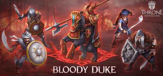 The Bloody Duke
