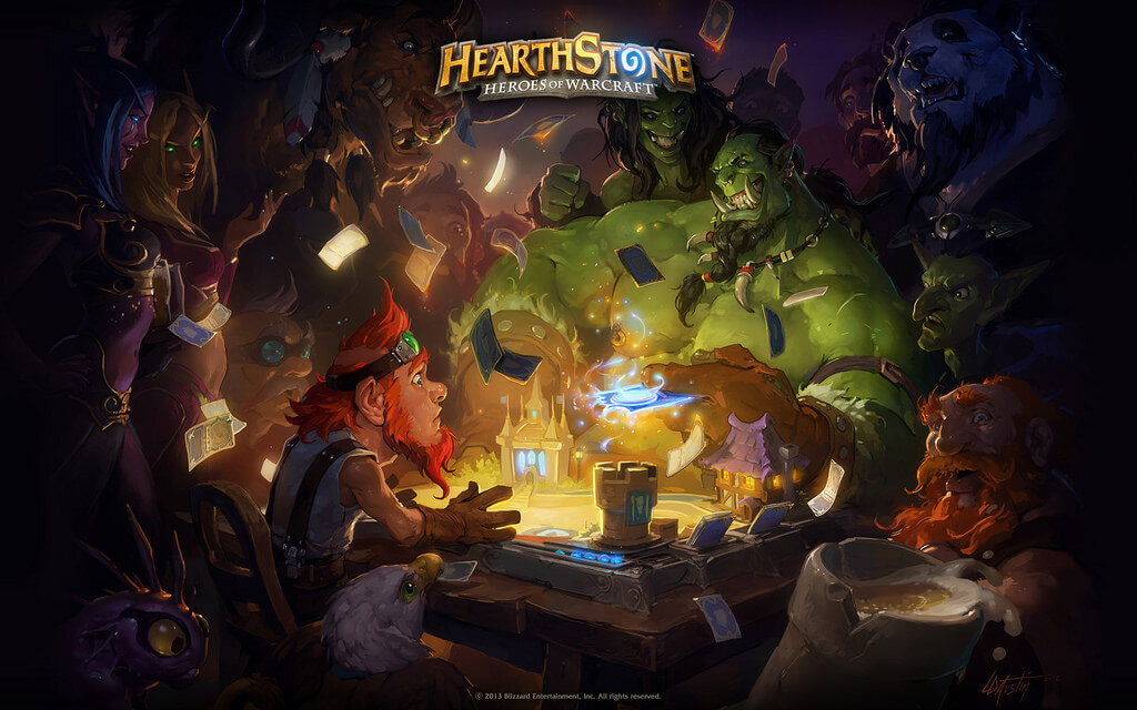 Hearthsone: Heroes of Warcraft