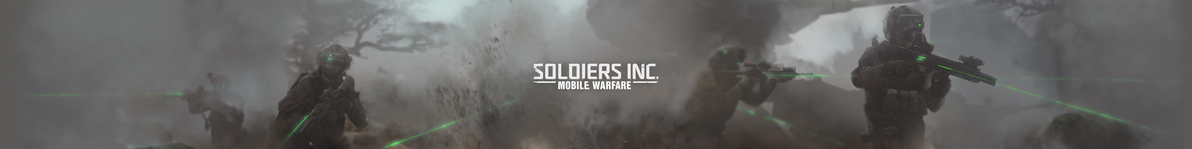 Soldiers Inc: Mobile Warfare Forum