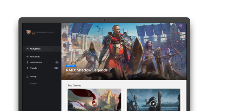 Throne: Kingdom at War | MMO Strategy Game | Plarium com