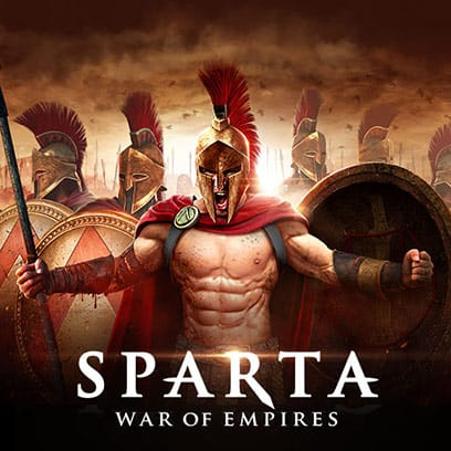 sparta war of empires images et photos