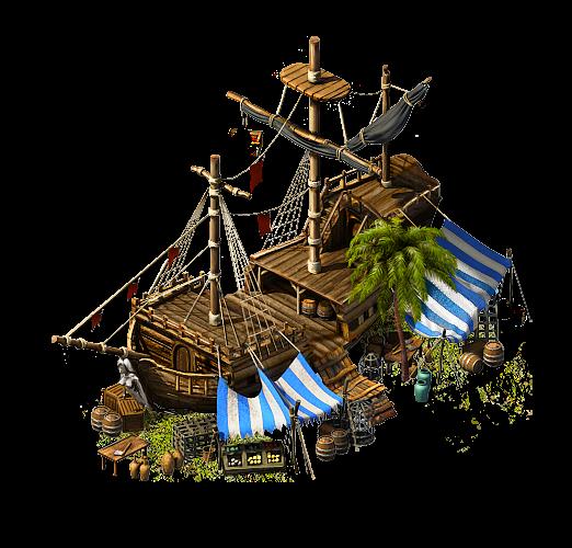 Pirates: Tides Of Fortune - MMO Pirate Game - Plarium