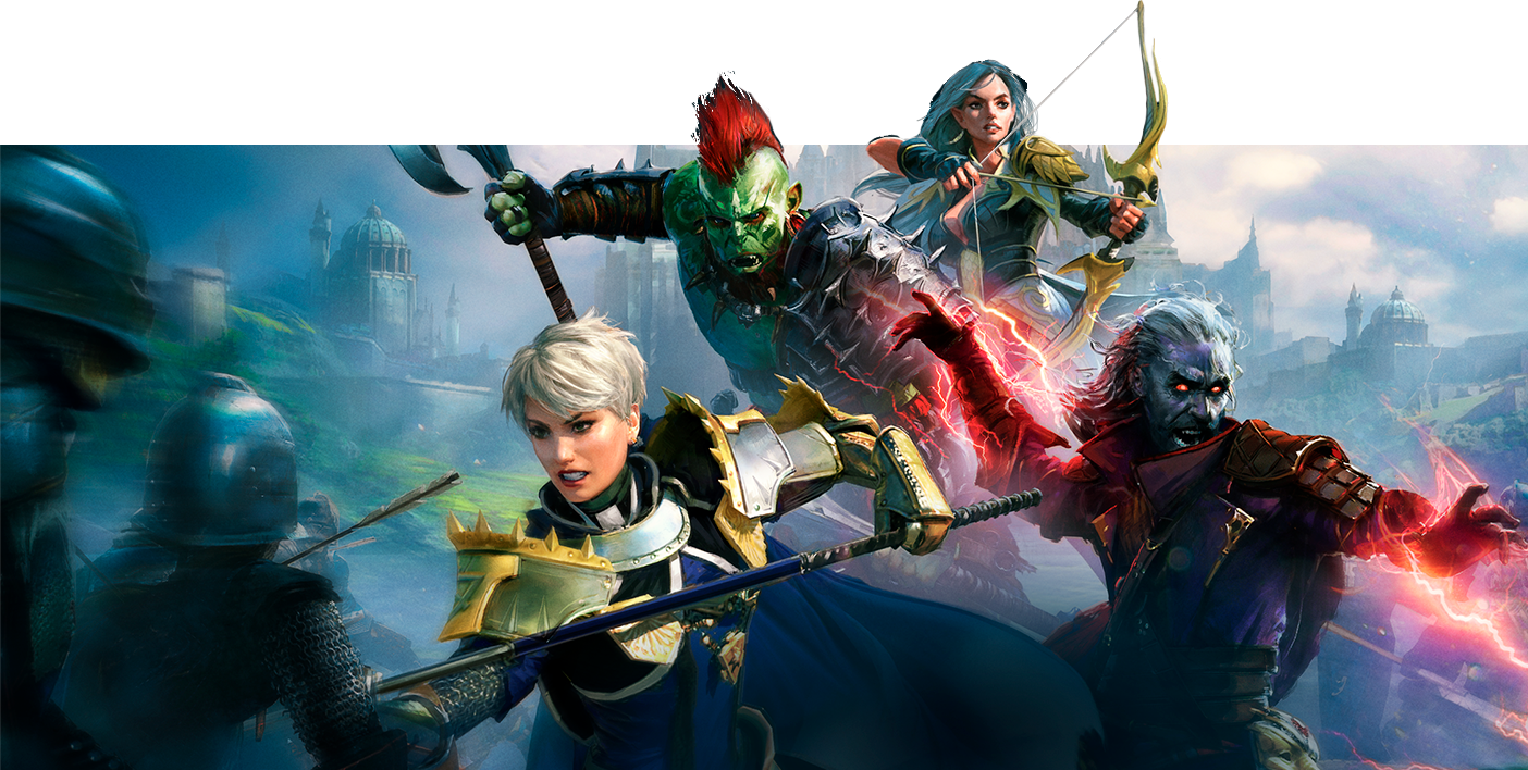 RAID Shadow Legends Juego MMORPG De Estrategia Para Mvil